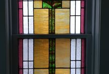 Saint Louis Stained Glass Windows / Various Stained Glass Windows I have found in Saint Louis. http://DanBrassil.com