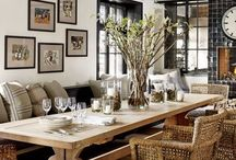 Dining Rooms / by Michael Evans