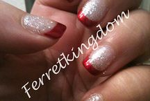 Nails  / by Melissa Arnold