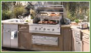 Gas Grills /   Back Yard Living carries five of the top seven brands of gas grills made in the USA. From Alfresco and Delta Heat to Twin Eagles and Viking Outdoor Professional products we have a gas grill to suit every need and every price point. Click on the manufacturer's links below to view their product lines.
