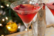Holiday Fruit Drinks / Holidays are all about creating new recipes. Browse through our collection of various ways to use fruits in your drinks!