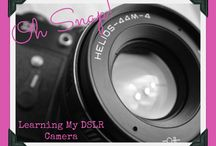 Oh, Snap!! / 30 Days of Learning to use my DSLR Camera!