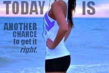 Inspirational Fitness / Inspirational words and quotes for life, fitness and training