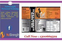 Protein Powder Supplements in Brisbane / https://nustrength.com.au/product/nugel-700g/