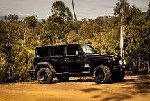 Jeep Wrangler JK / Interesting Modified Jeep Wrangler JK
