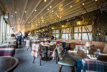 London | Restaurants & Bars / My never ending bucket list of restaurants and bars in London