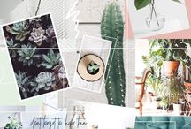"""Instagram Collage Grids / A collection of inspiring Instagram collages """"across the grid"""""""