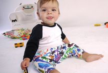 Watermelon Moon / my clothing collection for kids and babies. 100% Organic cotton and made in the USA. / by Aaryn West