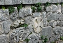 stones and stone walls
