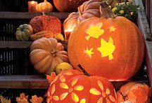 Holidays....Fall, Halloween, Thanksgiving ect. / by Anne Jackson