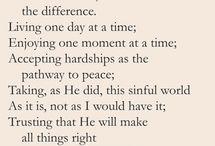 Prayer / Quotes, Tips, Encouragement