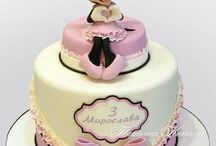 Mickey&Minnie cake