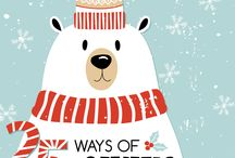 25 Ways of Giving / Follow #25WaysofGiving and share these ideas of how to give back during the holiday season or any time of the year.