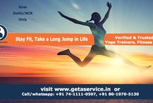 Fitness & Yoga Services