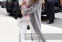 Gisele Bündchen - style / Photos are from Pinterest, official Instagram account of Gisele Bündchen and Getty images