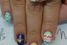 My nails / Those are pic of my nails made by Jagoda Uczułka You can find her here https://www.facebook.com/pages/Jagoda-Uczu%C5%82ka-stylizacja-paznokci/1423792514506937?fref=ts