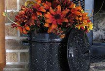 Fall Decorations....