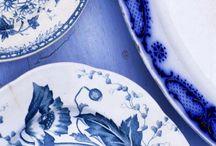 Plates / Uso de pratos