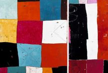Color inspiration / Color inspiration for textile design, quilts, food props and home decor.