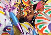 Carnival! / Photography by me, Tina Have Lauesen-Day at Leeds West Indian Carnival 2013