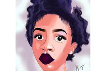 My Art / Digital art.Photoshop.Illustrator