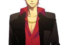 Akabayashi Mizuki - Red Demon/Devil - Durarara!!