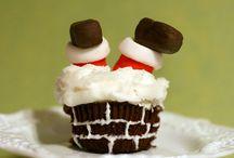 Cupcake christmas / navidad