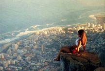 Eu quero ser um Carioca / by P Matt