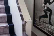 stair bannister ideas