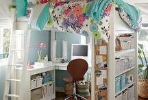 kids bedroom / by Rebecca Crosby