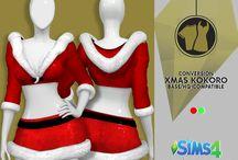 Vêtements et Accessoire Noël
