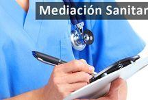 mediación sanitaria / En el Instituto Andaluz de Mediación también podemos gestionar los conflictos que pueden presentarse en el ámbito sanitario con la intención de alcanzar una solución común y consensuada al problema a través del diálogo.