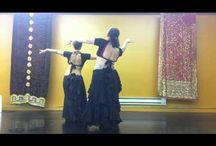 TRIBAL BELLY DANCE VIDEOS