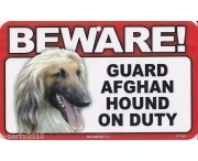 """Beware of Guard Dog Signs / """"Beware of Guard Dog"""" signs from www.hardtofindpartysupplies.com"""