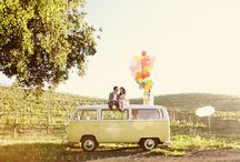 Wedding cars / by Karin Kramer