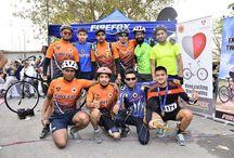 Firefox, support partner at the Thrill Zone Marathon, 2016