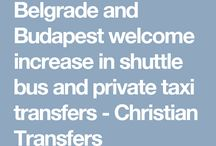 Budapest transfers / Budapest airport transfers made by Christian Transfers