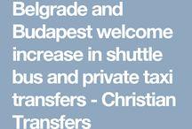 Budapest transfers / Budapest airport transfers made by Christian Transfers