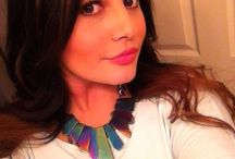 HAPPY CUSTOMERS / We love our customers! Show us how you style your Elizabeth Stone jewelry.
