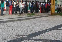Dossiê Fotográfico / São fotos que mostram a situação enfrentada pelos universitários diariamente em Quixadá.
