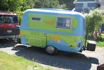 All about Boler trailers / by Anne-Marie L