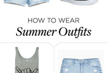outfit summer☀