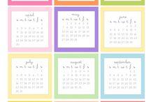 printable planer bullet journal