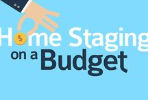 Home Staging / Getting your property ready for the market...clean, organize and stage for the best results!