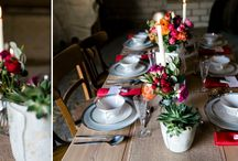 Hochzeit Tischdeko