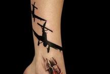 Татуировочные краски