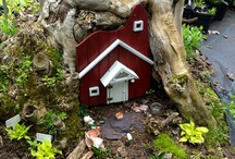 Gardens & Fairy Houses / by Janice Porter
