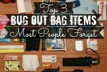 Survival / Survival skills and preparedness skills. Things you need to know when bugging in or bugging out. / by Scott Hughes