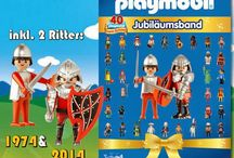Playmobil 40Year Anniversary Magazine (only in German)