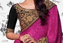 Darpan Fashions / New saree designs, salwar kameez designs, fancy sarees, lehenga style sarees, lehenga choli, ghagra choli, party wear sarees, designer sarees and bollywood sarees and salwar kameez.